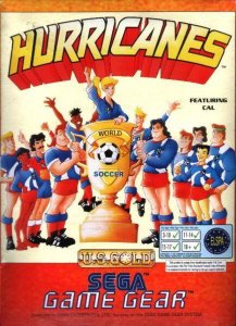 The Hurricanes per Sega Game Gear