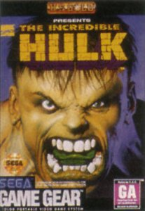 The Incredible Hulk per Sega Game Gear