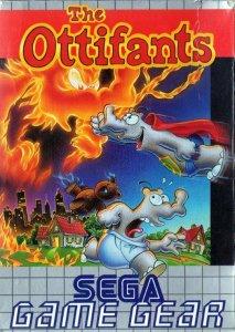The Ottifants per Sega Game Gear