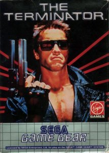 The Terminator per Sega Game Gear