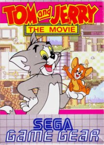 Tom and Jerry: The Movie per Sega Game Gear