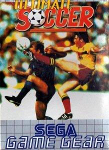 Ultimate Soccer per Sega Game Gear