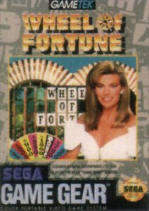 Wheel of Fortune: Featuring Vanna White per Sega Game Gear