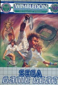 Wimbledon per Sega Game Gear