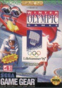 Winter Olympic Games: Lillehammer '94 per Sega Game Gear