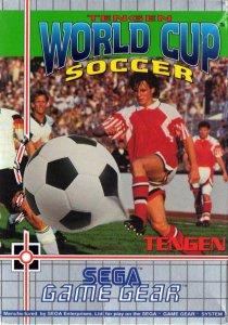 World Cup Soccer per Sega Game Gear