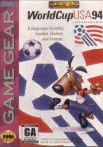 World Cup USA 94 per Sega Game Gear