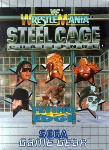 WWF Wrestlemania: Steel Cage Challenge per Sega Game Gear