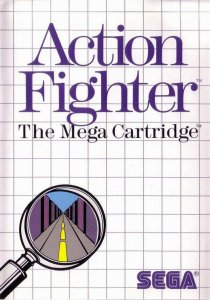 Action Fighter per Sega Master System