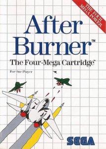 Afterburner per Sega Master System