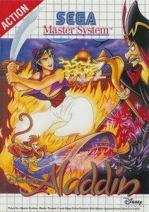 Aladdin per Sega Master System