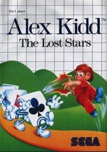 Alex Kidd: The Lost Stars per Sega Master System