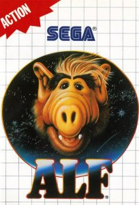 ALF: The First Adventure per Sega Master System
