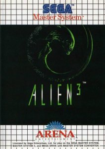 Alien 3 per Sega Master System