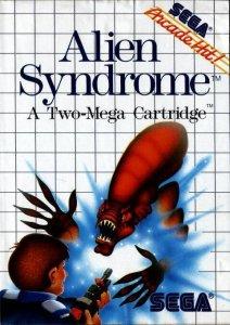 Alien Syndrome per Sega Master System