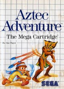 Aztec Adventure per Sega Master System