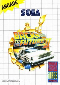 Back To The Future Part II per Sega Master System