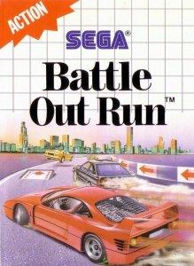 Battle OutRun per Sega Master System