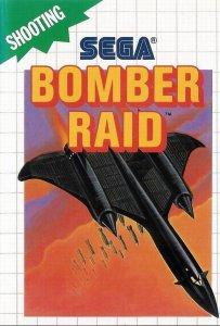 Bomber Raid per Sega Master System