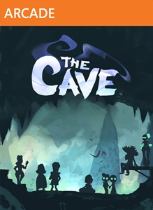 The Cave per Xbox 360