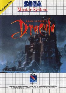 Bram Stoker's Dracula per Sega Master System