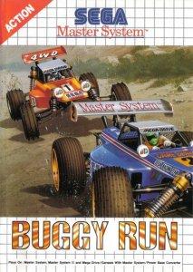 Buggy Run per Sega Master System