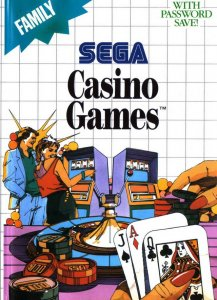 Casino Games per Sega Master System