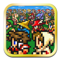 Final Fantasy: All the Bravest per iPhone