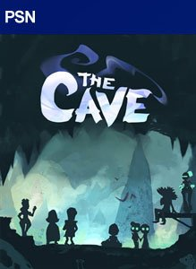 The Cave per PlayStation 3