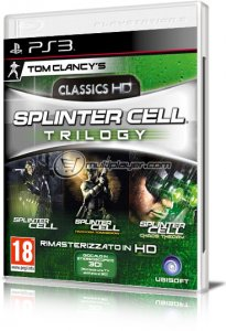 Tom Clancy's Splinter Cell Trilogy HD per PlayStation 3