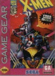 X-Men per Sega Game Gear