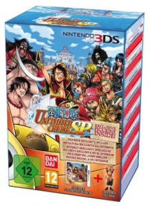 One Piece: Unlimited Cruise SP per Nintendo 3DS