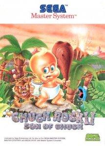 Chuck Rock 2 per Sega Master System