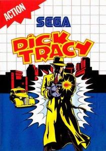 Dick Tracy per Sega Master System