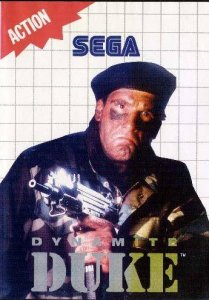 Dynamite Duke per Sega Master System