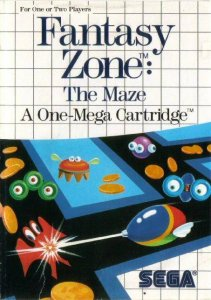 Fantasy Zone: The Maze per Sega Master System