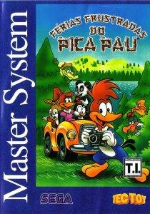 Ferias Frustradas de Pica-Pau per Sega Master System