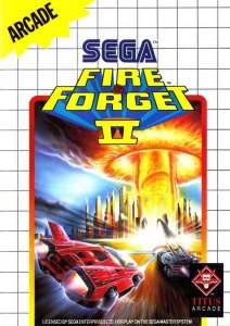 Fire and Forget 2: The Death Convoy per Sega Master System