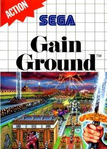Gain Ground per Sega Master System