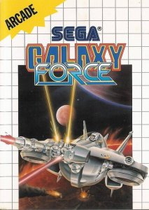 Galaxy Force per Sega Master System