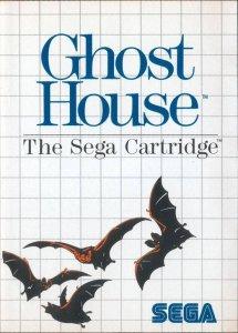 Ghost House per Sega Master System