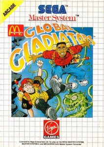 Global Gladiators per Sega Master System
