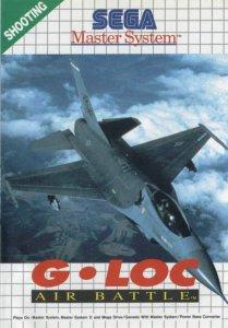 G-LOC Air Battle per Sega Master System