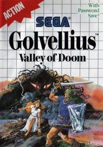 Golvellius: Valley of Doom per Sega Master System