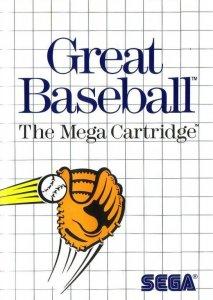 Great Baseball per Sega Master System