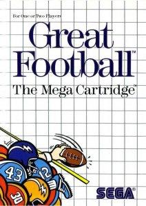 Great Football per Sega Master System