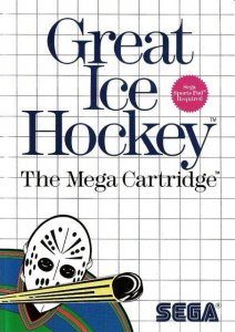 Great Ice Hockey per Sega Master System