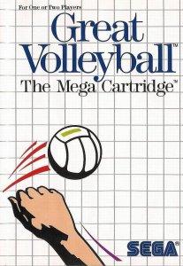 Great Volleyball per Sega Master System