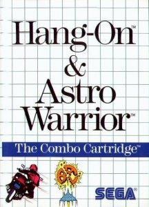 Hang On & Astro Warrior per Sega Master System