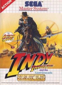 Indiana Jones And The Last Crusade per Sega Master System